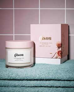 #packaging from Gisou (@gisou_official)
