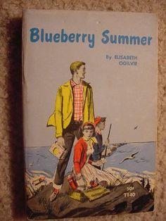 Blueberry Summer By Elisabeth Ogilvie Paperback T140 SBS Book 1956 by Elisabeth Ogilvie http://www.amazon.com/dp/B008MS42HO/ref=cm_sw_r_pi_dp_jNuZtb1GXD40WJ1B