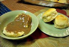 Mommy's Kitchen: Southern Buttermilk Biscuits & Chocolate Gravy