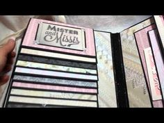 Wedding Mini Album - Retrospection 365 - Part One - YouTube I like this album to Re Do my wedding album!