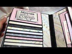 Wedding Mini Album - Retrospection 365 - Part One - YouTube I like this album to Re Do my wedding album!