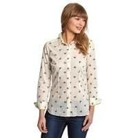 Bee print shirt