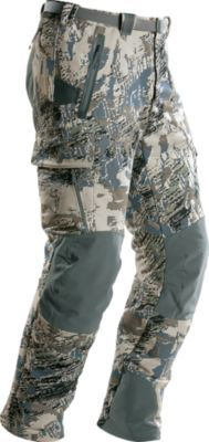 Sitka Men's Timberline Athletic Fit Hunting Pants - With the sheep hunter specifically in mind, the Timberline Pant takes key characteristics of the Mountain Pant, and adds double reinforced, waterproof breathable knees and seat for extra protection. Hunting Camouflage, Hunting Pants, Hunting Clothes, Hunting Gear, Bow Hunting, Outdoor Outfit, Outdoor Gear, Outdoor Survival, Survival Clothing