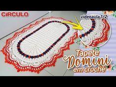 Crochet Gifts, Crochet Doilies, Knit Crochet, Crochet Table Mat, Crochet Videos, Heart Patterns, Floor Mats, Table Runners, Diy And Crafts