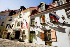 Hotel Schlössle Tallinna > *****