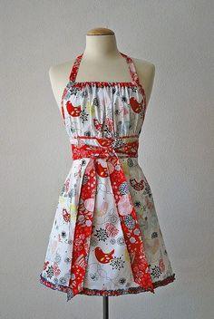 Looks like a dress!