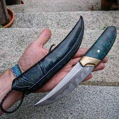 Anders Hogstrom knives