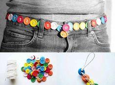 Reciclaje de botones