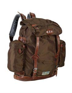 Nylon Utility Backpack by POLO RALPH LAUREN | Hudson's Bay
