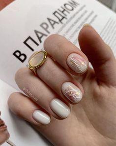 Manicure E Pedicure, Cute Nails, Nail Art Designs, Gel Nails, Ale, Make Up, Beauty, Fingernail Designs, Pretty Nails