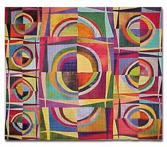 Carol Taylor in the Quiltart Gallery
