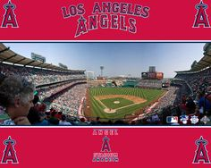 Angel Stadium Wallpaper - Los Angeles Angels