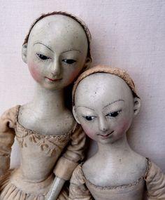 Art Dolls: The Old Pretenders