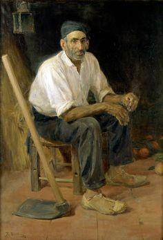 José Benlliure y Gil ( Valencia, 1855 - 1937)