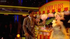 Candy Floss Stall | Grease Theme | Event Prop Hire