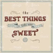 The best things in life are sweet. trendy handwritten illustration for t-shirt design, notebook cover, poster for bakery shop and cafe. Healthy Living Quotes, Motivational Messages, Shop Logo, Girls Shopping, Life Is Good, Shirt Designs, Poster, Logo Design, Lettering