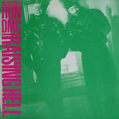 Run DMC* - Raising Hell (Vinyl, LP, Album) at Discogs