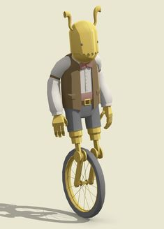'Robot' - Harry Nesbitt