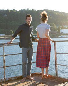 Spring/Summer 2015 Lookbook - St. Johns - Bridge & Burn - Portland, Oregon