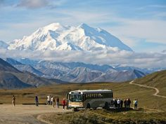 Denali - Alaska; didn't see if from this view point