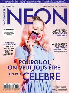 Magazine NEON n° 39 - Février 2016