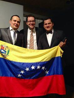 Otros venezolanos galardonados