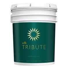 Kilz TB-98-5-GAL Crimson Velvet Interior Paint - 5 Gallon Matte Paint 5 Gallon Indoor
