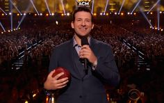 Tony Romo during ACM awards show: Cowboys have 'real balls,' not deflated - CBSSports.com
