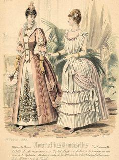 Journal des Demoiselles 1888