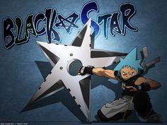 Soul Eater- Black Star! I lobe this egotist!