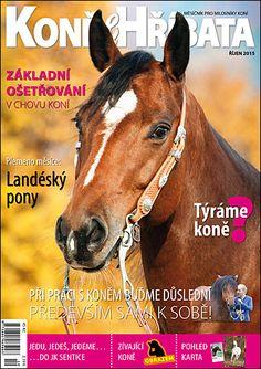 Říjen 2015 Equestrian, Magazines, Horses, Animals, Journals, Animales, Animaux, Horseback Riding, Horse