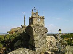 Miradouro da Torre do Relógio - Meda - Portugal