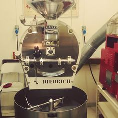 Coffee Roaster - Diedrich Ir 12 - Coffee - Norway - Trondheim - Light Roast