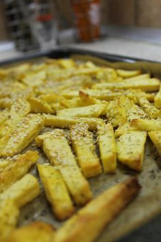 """Healthy """"Fries"""" Recipe - How To Cook Healthy Chips -"""