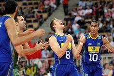 Brazil men's national volleyball team
