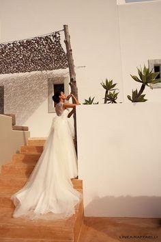 Robe de mariée Linéa Raffaelli - Les Mariées de NR