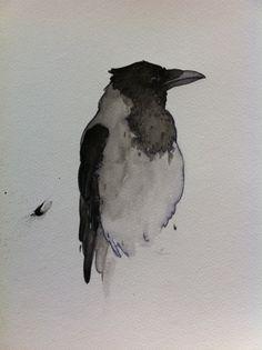 My Favourite Crow by Linn Sjöberg