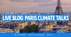 The biggest U.N. climate conference of the decade is happening in Paris. People in Paris and all over the world are mobilizing for the change we need. Follow here for the latest updates http://350.org/paris-live-blog/