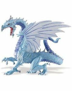 Safari Ice Dragon Toy Figure by Safari Ltd.. $13.77. We take pride in the quality, innovation and design that have characterized our products for over 3 generations. All our products are phthalate-free and thoroughly safety tested to safeguard your child's health. Each figure includes an descriptive hangtag in 5 languages. From the Manufacturer                Play is the essential joy of childhood. Through play children learn about themselves, their environment and the ...