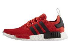separation shoes a10c1 4da85 Adidas NMD R1 Rouge Noir   superstarvente.fr