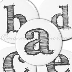 Magnet Alphabet http://www.monmagnetamoi.com/boutique-magnet/alphabet/lettres-alphabet/