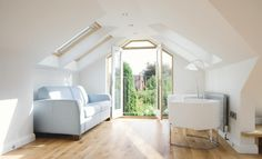 loft conversions are a great way to make better use of the space in your home. Our Sheffield loft conversion specialists offer a complete design and build service. Loft Conversion Gallery, Loft Conversion Stairs, Loft Conversion Design, Attic Conversion, Loft Conversions, Loft Conversion Lighting, Loft Room, Bedroom Loft, Master Bedroom