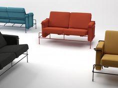 Magis Traffic Sofa 3d model | Konstantin Grcic