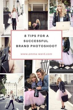 8 Tips for a Successful Brand Photoshoot