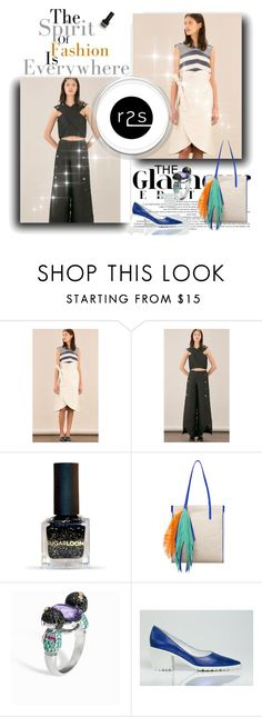 """""""R2S"""" by runway2street ❤ liked on Polyvore featuring The Volon and Stephanie Deydier"""