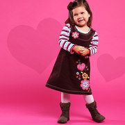 Youngland offering classic styles for little girls on #zulily! #Fall Kids' Essentials!
