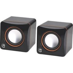 Manhattan 161435 2600 Series Speaker System