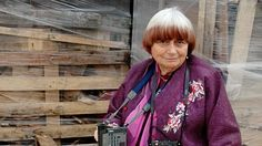 Part of a wave of welcome recognition, Belgium-born Agnes Varda, will receive an honorary Palme d'Or at this year's Cannes Festival French Directors, Agnes Varda, Brighton Houses, Female Directors, Film Academy, Cannes Film Festival, Tv, Celebrities, Women