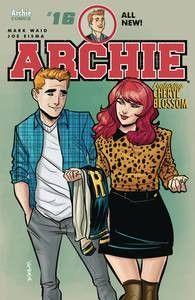 ARCHIE #16 Riverdale Betty And Veronica, Riverdale Cheryl, Frank Miller, Marvel Girls, Deathstroke, American Dad, American Comics, Power Girl, Jean Grey