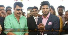 #Mammootty can act as #DulquerSalmaan younger brother .